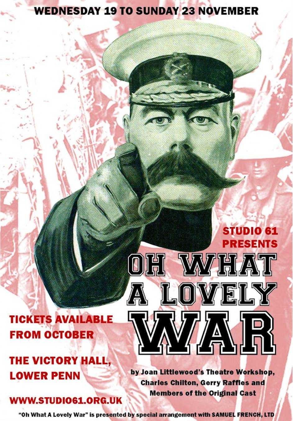 Oh What a Lovely War (2014)